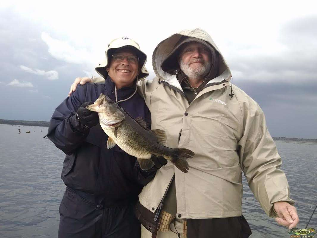 Central Florida Bass fishing Guide Capt Steve Niemoeller