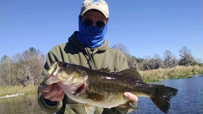 Bluegrass Festival to Florida Largemouth Bass Fishing- Rodman Reservoir