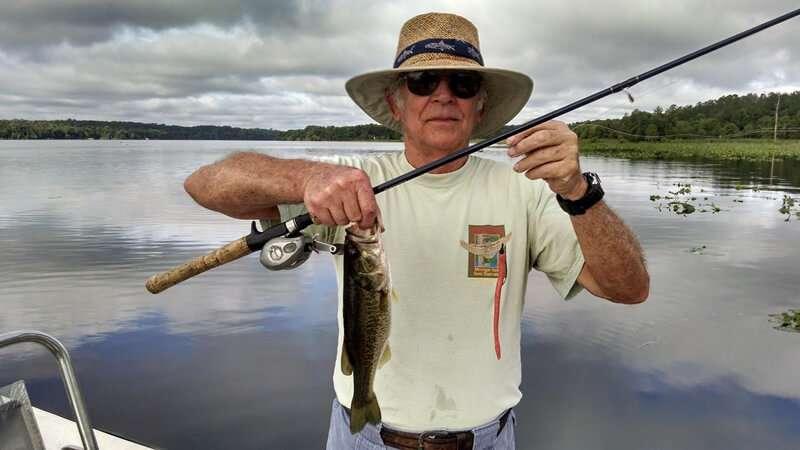 Antique Equipment Florida Fishing Adventure
